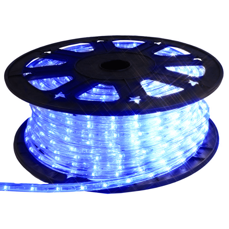 Lichtschlauch ROPELIGHT LED - Outdoor - 1620 LED - 45-00m - Blau