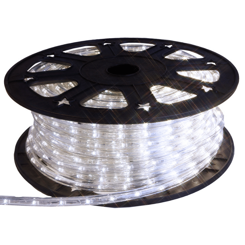 Lichtschlauch ROPELIGHT LED - Outdoor - 1620 LED - 45-00m - Kaltweiss